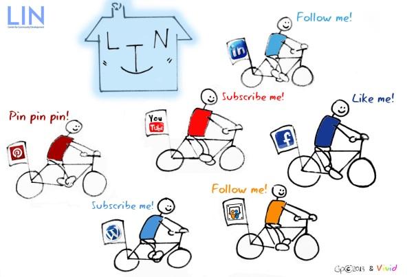 LIN Social Media