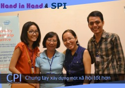 Hand in Hand - SPI